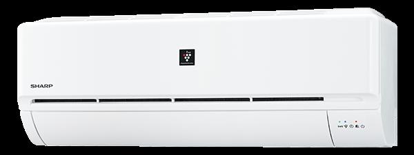 シャープのエアコンはプラズマクラスター搭載で除菌にも貢献!のイメージ
